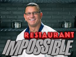 Robert Irvine, the Consultant with Restaurant: Impossible